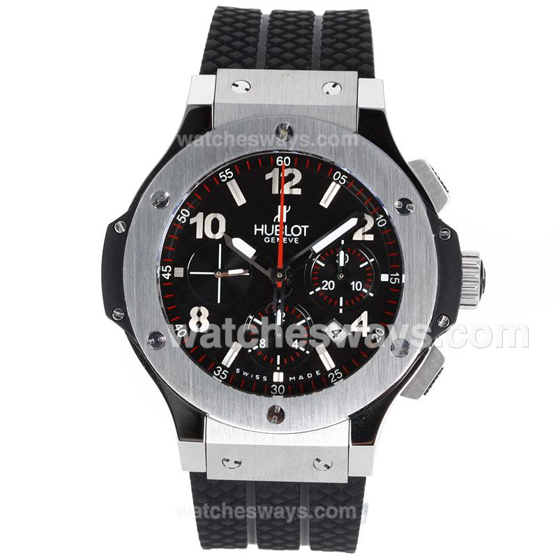 Réplique Hublot Big Bang Montre Chronographe Valjoux 7750 30805