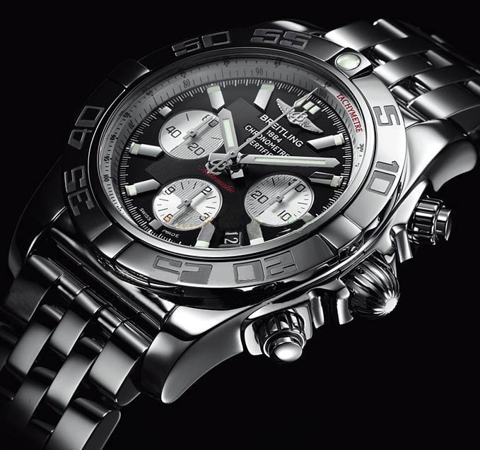 Replique Montre Breitling Chronomat Evolution 13745