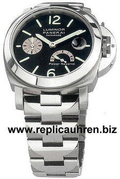 Replique Montre Panerai Luminor Power Reserve 13197