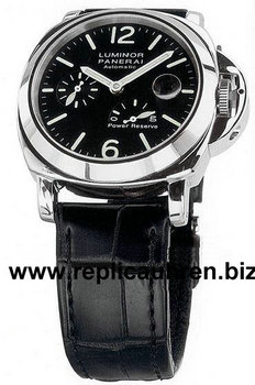 Replique Montre Panerai Luminor Power Reserve 13202