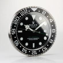 Replique Rolex GMT-Master II Horloge murale avec cadran noir - Attractive Rolex GMT Regarder pour vous 24246