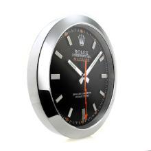 Replique Rolex Milgauss Horloge murale avec cadran noir-blanc Marker - Attractive Rolex Milgauss Montre pour vous 24803