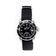 Replique Rolex Submariner suisse ETA 2783 Mouvement Automatique Lunette noire avec cadran noir - Attractive montre Rolex Submariner 24965 pour vous