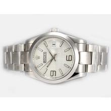 Replique Rolex Datejust automatique 2008 Montres design Insignia White Dial - Attractive montre Rolex DateJust pour vous 21867