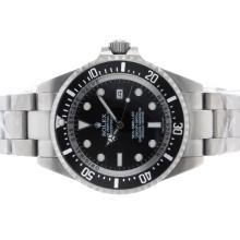 Replique Rolex Sea-Dweller Deepsea Avec Cadran Noir-2008 Nouvelle Version - Attractive montre Rolex Sea Dweller 24947 pour vous