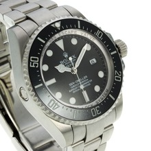 Replik Rolex Sea-Dweller Deepsea Swiss ETA 3135 Movement with Ceramic Bezel – Attractive Rolex Sea Dweller Watch for You 24928