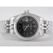 Replique Rolex Datejust eta suisse 2671 avec cadran bleu mouvement numéro de marquage taille dame 10426