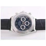 Replique Rolex Daytona Valjoux 7750 chronographe asie mouvement boîtier en or rose avec cadran blanc 9944