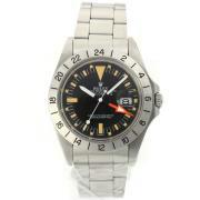 Replique Rolex GMT-Master ii anniversaire vert gmt main-50e 15081
