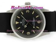 Replique Rolex GMT-Master ii eta suisse 2836 Mouvement 14k enveloppé d'or deux tons 15229
