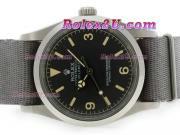 Replique Rolex GMT-Master ii eta suisse 2836 le mouvement de deux voix en or 18 carats avec cadran brun 15225