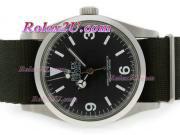 Replique Rolex GMT-Master ii automatique à deux tons avec cadran vert 15269