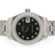 Replique Rolex Masterpiece Swiss ETA 2836 diamants mouvement de marquage et de la lunette avec une vadrouille ligne 5299