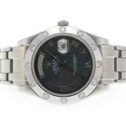 Replique Rolex Masterpiece Swiss ETA 2836 diamants mouvement de marquage et de la lunette avec une vadrouille ligne 5398