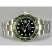 Replique Rolex Submariner eta suisse 2836 avec le mouvement vert 50e anni-lv ligne version 2008 mise à jour 13884