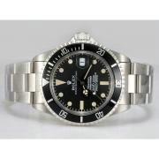 Replique Rolex Submariner diamant ton automatictwo marquage avec cadran gris 14012