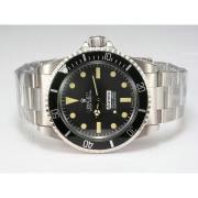 Replique Rolex Submariner eta suisse 2836-vert lunette mouvement 15623