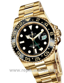 Replique Montre Rolex GMT 13217
