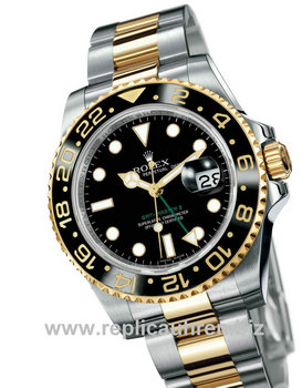 Replique Montre Rolex GMT 13218