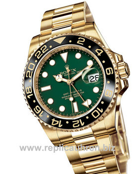 Replique Montre Rolex GMT 13219
