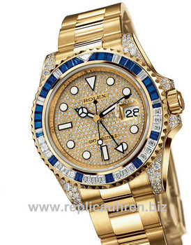 Replique Montre Rolex GMT 13321
