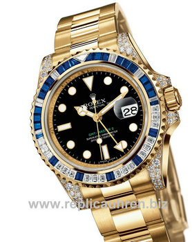 Replique Montre Rolex GMT 13322