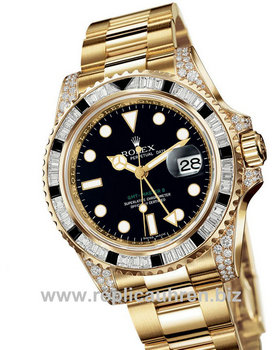 Replique Montre Rolex GMT 13323