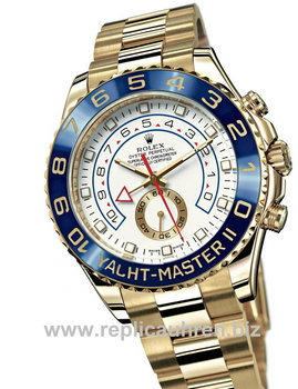 Replique Montre Rolex Yachtmaster 13340