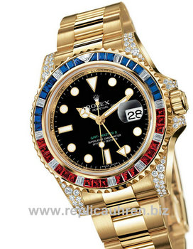 Replique Montre Rolex GMT 13324