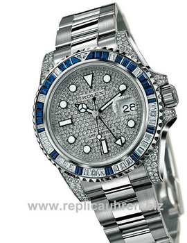 Replique Montre Rolex GMT 13325