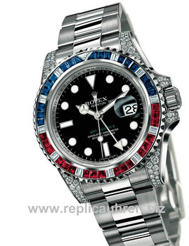 Replique Montre Rolex GMT 13327