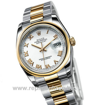 Replique Montre Rolex DateJust 13229