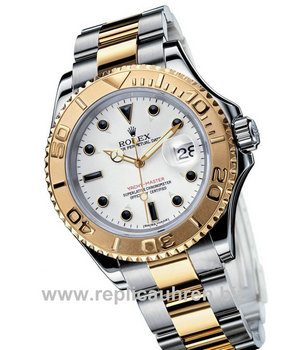 Replique Montre Rolex Yachtmaster 13209