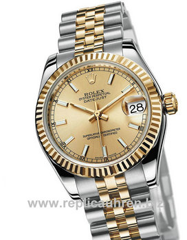 Replique Montre Rolex DateJust 13242