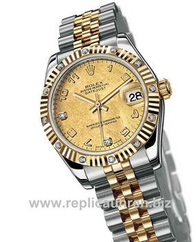 Replique Montre Rolex DateJust 13243