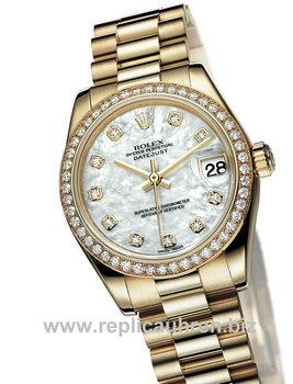 Replique Montre Rolex DateJust 13247