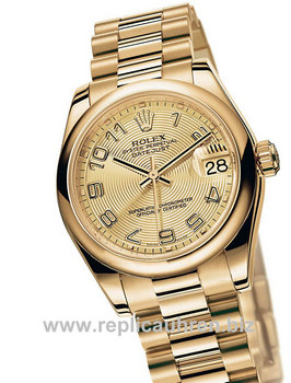 Replique Montre Rolex DateJust 13248