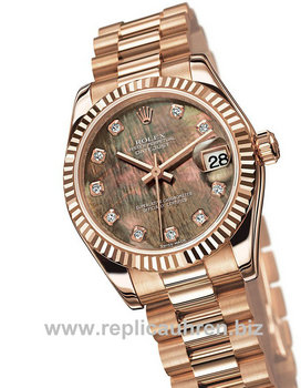 Replique Montre Rolex DateJust 13250