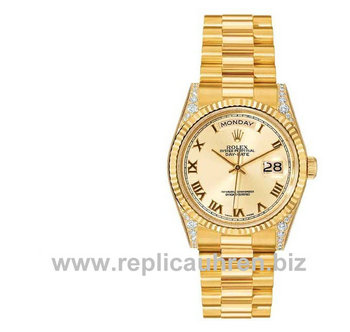 Replique Montre Rolex Day Date 13282