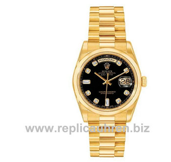 Replique Montre Rolex Day Date 13284