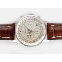Replique Breitling Navitimer Chronographe Avec suisse Valjoux 7750 Mouvement-Nombre Marquage - Attractive Breitling Navitimer montre pour vous 26945