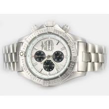 Replique Breitling Super Ocean travail Chronographe avec cadran blanc-Nouvelle Version - Attractive Breitling Super Ocean Watch pour vous 26910