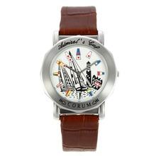 Replique Corum Admiral Cup Avec Voile Dial-bracelet en cuir blanc - Regarder la Coupe Corum Admiral attrayant pour vous 37318