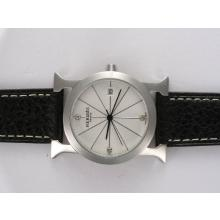 Replik Hermes H-our Round with White Dial – Attractive Hermes H-our Watch for You 36937