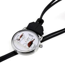 Replique Hermes Arceau Pocket Watch Amazones avec cadran blanc 36654