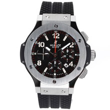 Replique Hublot Big Bang chronographe suisse Valjoux 7750 Mouvement - Attractive Hublot Big Bang Montre pour vous 30705