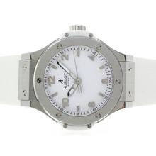 Replique Hublot Big Bang suisse ETA Mouvement avec cadran blanc et bracelet - Attractive Hublot Big Bang Montre pour vous 30623