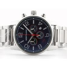 Replique Montblanc Time Walker-Chronographe S / S, 7e édition limitée - Attractive Montblanc Time Walker montre pour vous 35835
