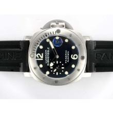 Replique Panerai Luminor Submersible PAM24 Checkered Dial AR Coating même châssis que 7750-Haute Qualité - Attractive Panerai Luminor Submersible Montre pour vous 31615