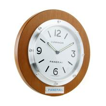 Replique Panerai Luminor Horloge murale en bois Case Brown Cadran Blanc - Attractive Panerai Luminor Marina Montre pour vous 30848